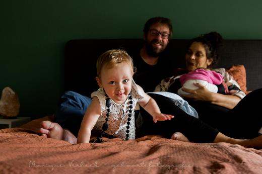 geboortefotograaf Utrecht newbornfotografie kraamtijd
