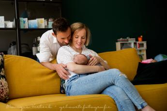 newbornsessie Utrecht kraamreportage geboortefotografie Nieuwegein gezinsfotografie